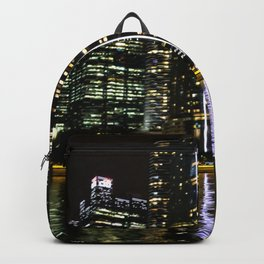 A Ripple of Water Backpack