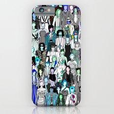 Tokyo Punks - Pop Zombies iPhone 6s Slim Case