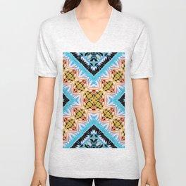 ethnic cross Unisex V-Neck