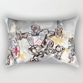 Knights of Camelot Rectangular Pillow