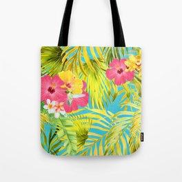 Meet Me At The Cabana Hummingbird Tote Bag