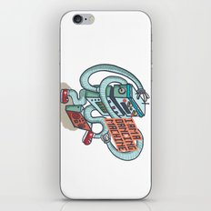 I am a dancing machine iPhone & iPod Skin