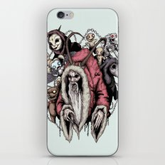 Krampus 2.0 iPhone & iPod Skin