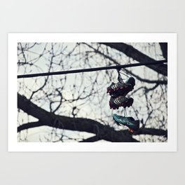 Princess Park Art Print