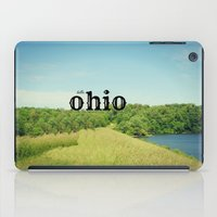 ohio iPad Cases featuring Hello Ohio by KimberosePhotography