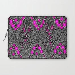 Electro Lace Laptop Sleeve