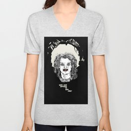 what ever happened to baby jane? Unisex V-Neck
