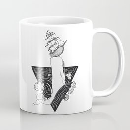 Whale Wreck Coffee Mug