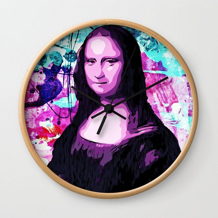 Liz Wall Clock