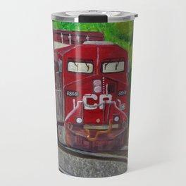 CP Train and Worke Travel Mug