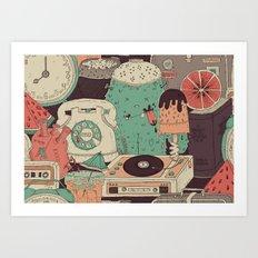 Room 238 Art Print