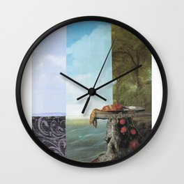 Land's End Wall Clock