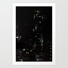 View From Charlie's Art Print