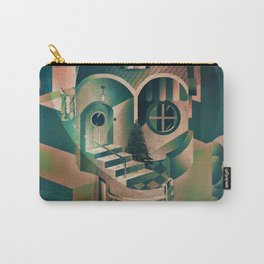 Utopia Skull 1 Carry-All Pouch