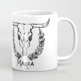 Marfa, Texas Coffee Mug