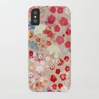 blossom iPhone & iPod Cases featuring Blossom by Marta Olga Klara