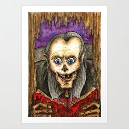 Tales Art Print