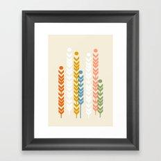 Barley Framed Art Print