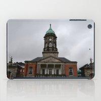 dublin iPad Cases featuring Dublin Castel by Chalene Malekoff