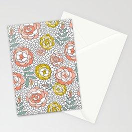 Desert Blossom Stationery Cards