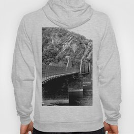 Harpers Ferry Railroad Bridge Hoody