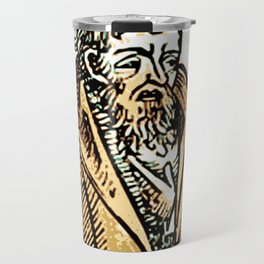 Prophet Ezechiel Travel Mug