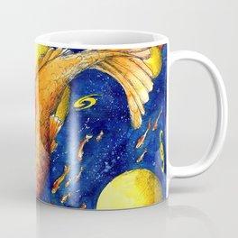 Fishy ride Coffee Mug