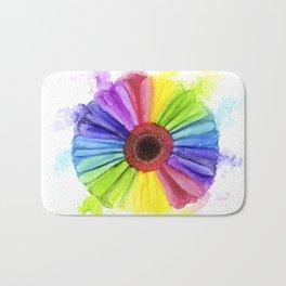 Colorwheel Gerbera Bath Mat