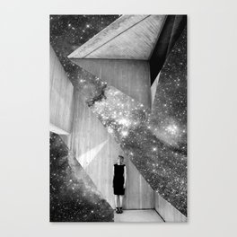 A Sliver of Hope Canvas Print
