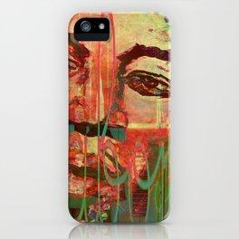 Coffee Shop Jimi iPhone Case