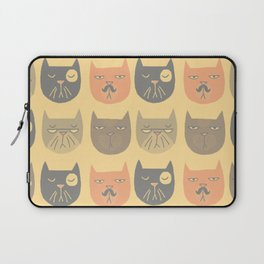Meow Attitudes Laptop Sleeve