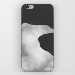 Looking Up iPhone Skin