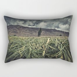 Rare Storm Over Atlas Mountains Rectangular Pillow