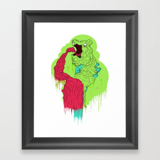 It Won't end Framed Art Print