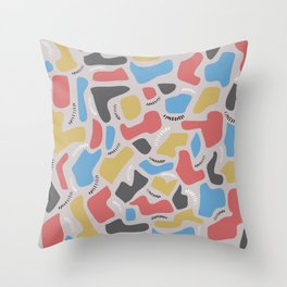 Swimming Pools Throw Pillow