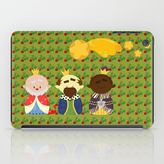 Three Kings (Reyes Magos) iPad Case