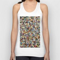 brave Tank Tops featuring Brave by Deborah Jolly
