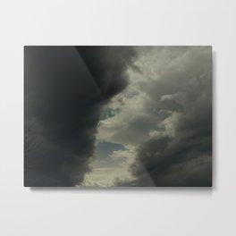 Wacky weather Metal Print