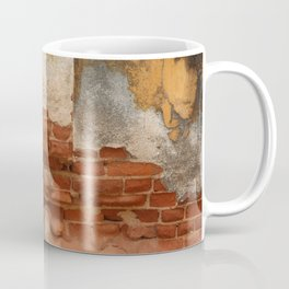 Broken old Wall Coffee Mug