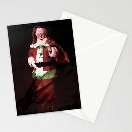 Darwin/Santa Stationery Cards