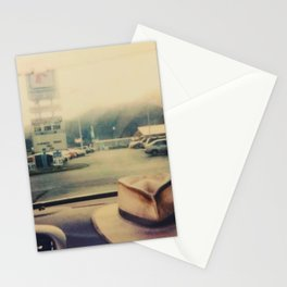 Windshield - Instant Photo Stationery Cards