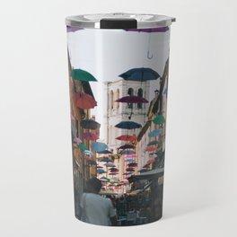 Umbrellas of Ferrara II Travel Mug