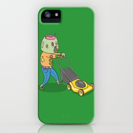 My Personal Zombie iPhone Case