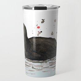 Common coot Travel Mug