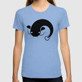 Catfish Silhouette T-shirt