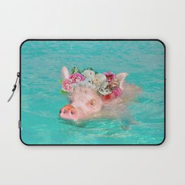 Whistle your soundtrack, daydream your future. Laptop Sleeve