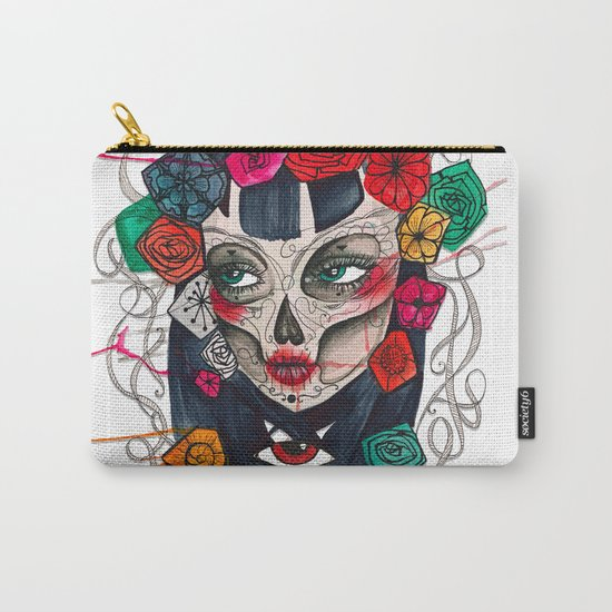 Mexican SK Carry-All Pouch