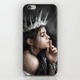Queen of Secrets iPhone Skin