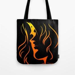 Mairon (midnight illusion) Tote Bag