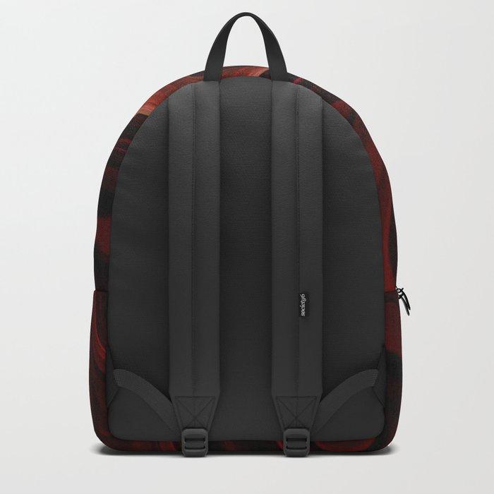 Liquefy Pattern Backpack